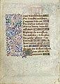 Book of Hours of Simon de Varie - KB 74 G37 - folio 001v.jpg
