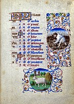 Book of Hours of Simon de Varie - KB 74 G37a - folio 090r.jpg