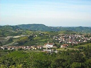Bosio Comune in Piedmont, Italy
