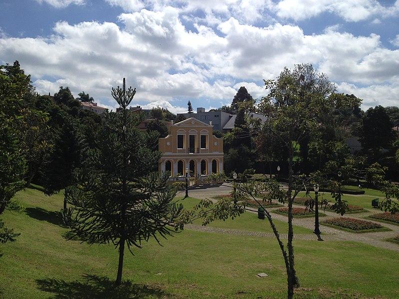pontos turísticos de Curitiba