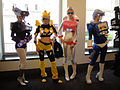 BotCon 2011 - Transformers cosplay robot girls (5802061115).jpg
