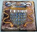 Bottega di antonio fedeli, mattonelle dallo studiolo di isabella d'este, pesaro 1493-94, 07.JPG