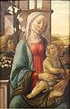 Botticelli école - Vierge et enfant avec un ange.jpg