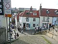 Bottom of Church Lane, Whitby - geograph.org.uk - 1456810.jpg