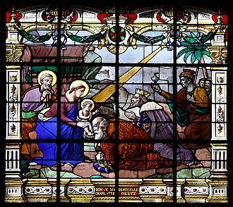 Bourg-la-Reine - Image: Bourg la Reine Saint Gilles 2