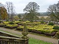 Box garden at Gawthorpe Hall - geograph.org.uk - 1579824.jpg