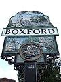 Boxford Village Sign - geograph.org.uk - 542148.jpg