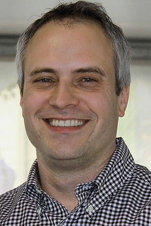 Brad Stone (journalist) - Brad Stone at the 2013 Texas Book Festival