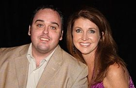 Brady hicks and dixie carter.JPG