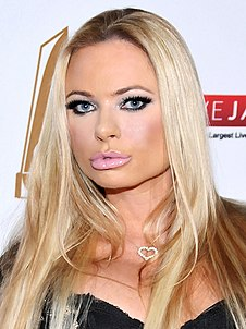 Briana Banks pornographic actress and model