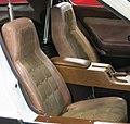 Bricklin SV-1 - seat detail - 15809506379 (cropped).jpg