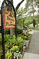 Bridge Flowers, 18 Water Street, Shelburne Falls, MA 01370, USA - panoramio.jpg