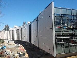 Bridge for Laboratory Sciences - The Bridge in March 2016