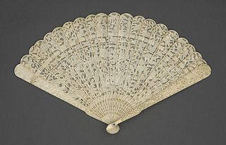 Hand fan Device used to cool oneself