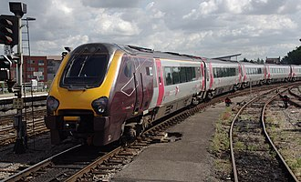 Cross Country Route - Image: Bristol Temple Meads railway station MMB 71 221130