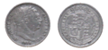 British sixpence 1816.png