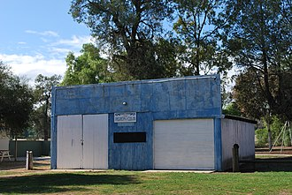Brocklesby, New South Wales - Image: Brocklesby Pigeon Club 1