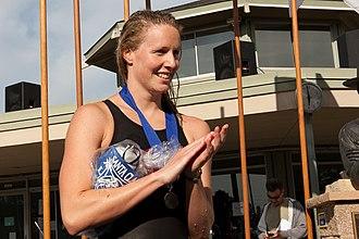 Bronte Barratt - Bronte Barratt at the 2011 Santa Clara Grand Invitational