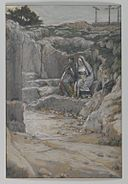 Brooklyn Museum - The Two Marys Watch the Tomb (Les deux Maries observent le tombeau) - James Tissot.jpg