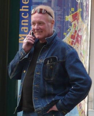 Toyah Battersby - Bruce Jones played Toyah's stepfather Les.