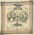 "Bryan-Sewall ""Free Coinage"" Portrait Handkerchief, 1896 (4359504507).jpg"