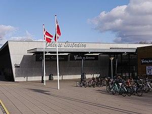 Odense Isstadion - Image: Bryggeriet Vestfyen Arena
