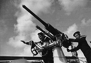 Canon de 37 mm Modèle 1925 Anti-aircraft gun