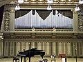 Bucuresti, Romania. ATHENEUL ROMAN. (Interior-scena cu pianul de concert Steinway & Sons) (B-II-m-A-18789).jpg