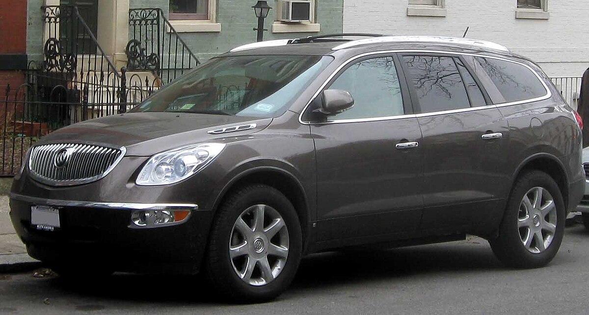 Buick Enclave — Wikipédia