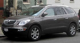 review first enclave autoblog buick fortress of quietude drive fd