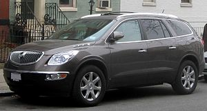 Buick Enclave - Image: Buick Enclave