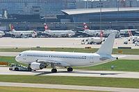 LZ-FBE - A320 - Meridiana