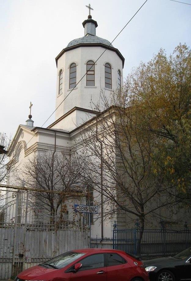 Bulgarian church Galati