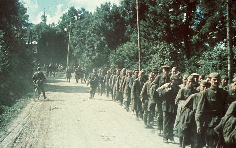 Bundesarchiv Bild 169-0864, Russische Kriegsgefangene
