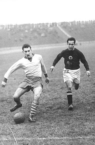 Horst Assmy - Horst Assmy (left) in 1956