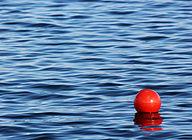 Buoy in Gottskär, Sweden.jpg
