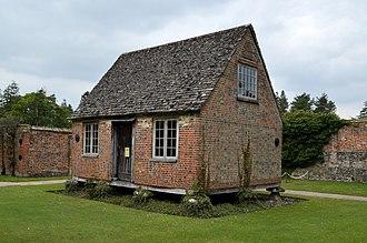 Burderop Park - The granary in the kitchen court