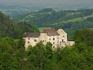 Burg Plankenstein - Image: Burg Plankenstein 2010