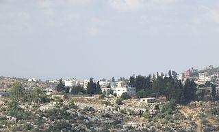 Burham, Ramallah Local Development Committee in Ramallah and al-Bireh Governorate
