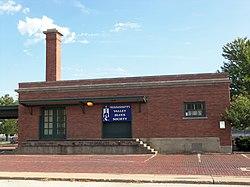 Union Station (Davenport, Iowa) - Wikipedia