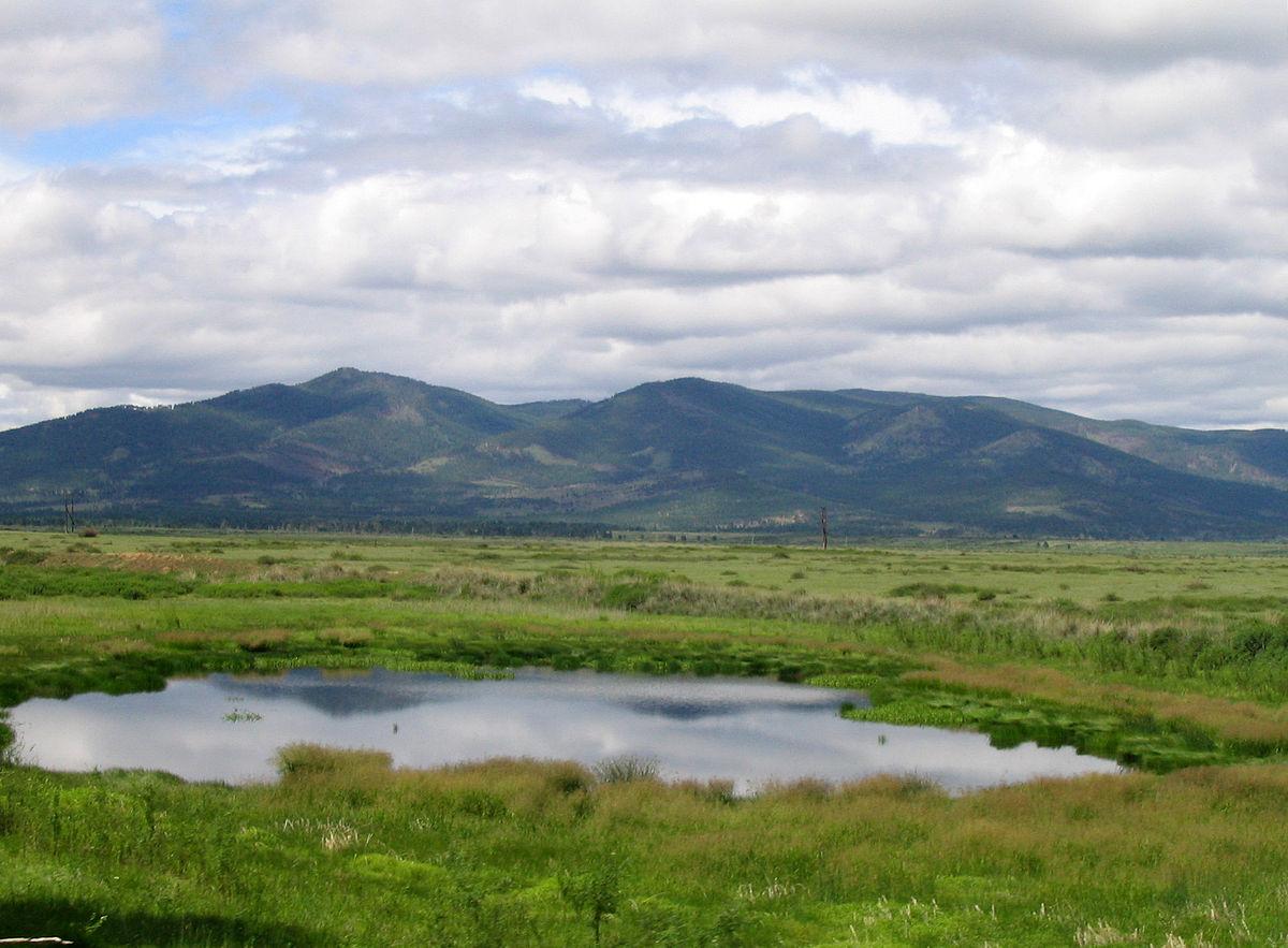 Trans-Baikal National Park: relief, rivers, flora and fauna 57