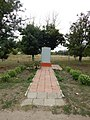 Bust of Lenin in Hrakove, Chuhuiv Raion 2019 (01).jpg