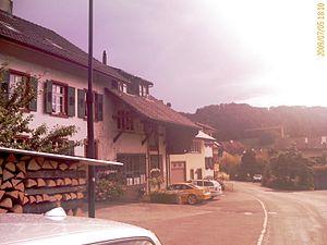 Buus - Buus village