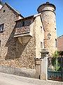Buxy (Saône-et-Loire, Fr) demeure Saccazand, dernier Procureur du Roi.JPG