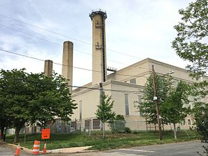 Buzzard Point - Buzzard Point Pepco Plant
