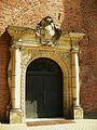 Bydgoszcz-portal kościoła Klarysek.JPG
