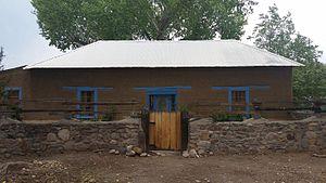 C.C. Crews - Image: C.C. Crews house in Hillsboro, NM