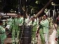 CDMX Street Cleaners- break after protest.jpg