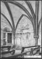 CH-NB - Chillon, Château, Chapelle, vue partielle intérieure - Collection Max van Berchem - EAD-9395.tif