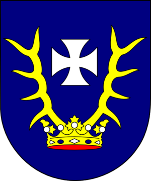 Zichy family - Arms of the Zichy family